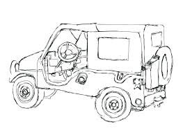 military jeep coloring page jeep coloring pages lovely jeep coloring pages print cars and queen