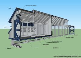 Mather House Floor Plan Plans For A Large Chicken House House Plans