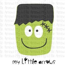 cute halloween png halloween cut files u2013 my little arrows