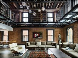 10 hubert street oda ny 02 850x639 a tribeca penthouse restored by