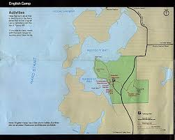 Washington State Parks Map by National Historic Sites Memorials Military Parks And Battlefield