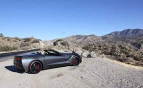 corvette c7 convertible corvetteblogger drives the 2014 corvette stingray convertible