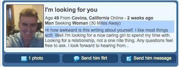 Seeking Date My Adventures In Dating Spotlight On Date A Trekkie Popdust