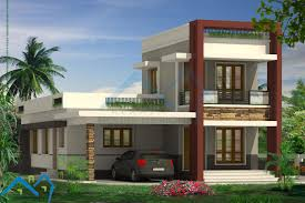 Kerala Home Design Low Cost Home Design Low Budget Modern Villas Elevations Home Decor Waplag