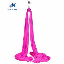 aliexpress com buy wellsem 9 yards aerial silks equipment anti