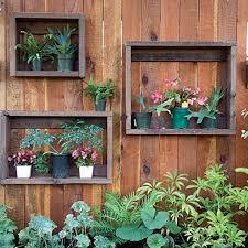 Backyard Fence Decorating Ideas 25 Beautiful Fence Art Ideas On Pinterest Garden Fence Paint