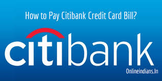Sbi Cc Bill Desk Pay Citibank Credit Card Bill Online Credit Cards Payment Online