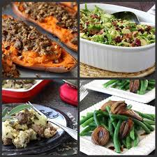 thanksgiving feast recipes appetizers side dishes breads