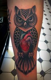 this was a fun one an owl on the forearm tim hendricks