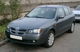 nissan almera tino 2003 2005 nissan almera n16 facelift hatchback 3d wallpapers specs