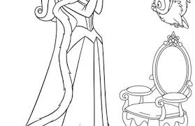 disney princess aurora coloring pages girls colorings