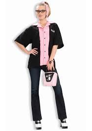 womens costume ideas womens retro bowling shirt 50s costume ideas