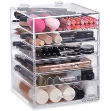 hair and makeup organizer makeup organiser make up ebay