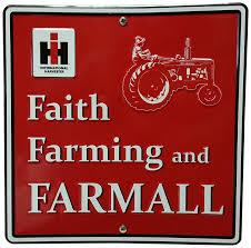 amazon com s u0026d international harvester faith farming and