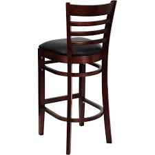bar stools wood and leather metal wood and leather bar stools wooden breakfast kitchen dark