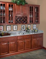 oak kitchen wall cabinet with glass doors wall cabinets unique designs silver creek cabinets