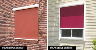 Outdoor Solar Shades For Patios Exterior Solar Shades Ae Door U0026 Window