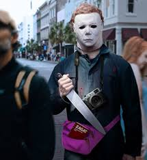 Michael Myers Costume Michael Myers U0027 Travel Diary Revealed Features Charleston City