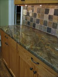 kitchen slate backsplash in kitchen pictures home depot