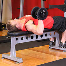 How To Do Dumbbell Bench Press One Arm Dumbbell Bench Press Exercise Videos U0026 Guides