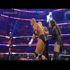 playstation 4 wrestlemania 32 review wwe wrestlemania 32 roman reigns spears stephanie mcmahon video