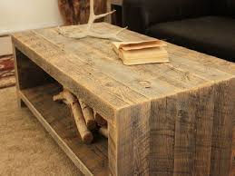 Barn Wood Coffee Table Reclaimed Coffee Table Wood Dans Design Magz Reclaimed Coffee