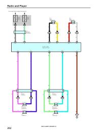 toyota tundra stereo wiring diagram toyota corolla radio wiring