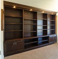 decoration enchanting built in bookcase designs built in