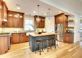 kitchen ideas oak cabinets kitchens with oak cabinets golbiprint me