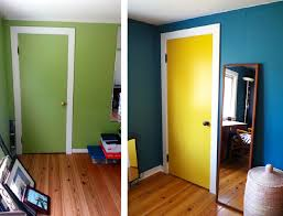 Painting Interior Doors by Our Door Upgrade Or Let Your Ugly Stuff Set You Free U2013 Plaster