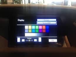 lexus is 250 display how to turn off display on 2013 2015 lexus models