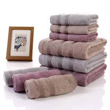 Bathroom Towel Sets by Aliexpress Com Buy High Quality 100 Bamboo Bath Towel Soft