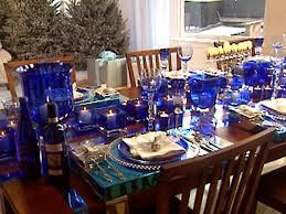 hanukkah decorations hanukkah table hgtv