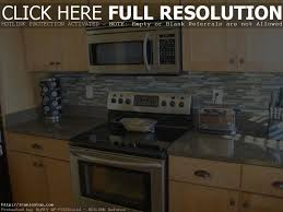 Installing Glass Tile Backsplash In Kitchen Kitchen How To Install Glass Mosaic Tile Backsplash Part 2