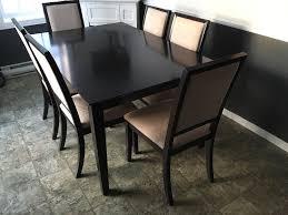 cuisine avec table table de cuisine avec 6 chaises other bathurst kijiji