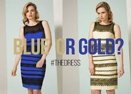 Dress Meme - the company that made the dress is releasing a white and gold one