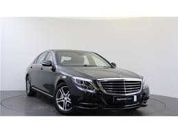 nearly new mercedes benz s class s 350 d amg line for sale only