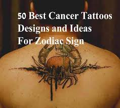 50 best cancer tattoos designs and ideas for zodiac sign
