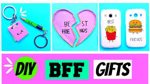 diy bff gift ideas 3 easy diy ideas