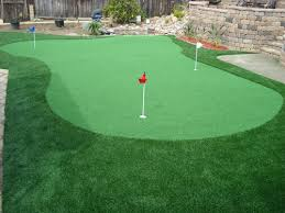 putting greens artificial turf synthetic grass los angeles