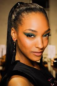 hair pony tail for african hair ponytail hairstyles for black women stylish eve