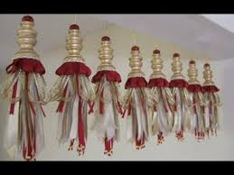 ribbon tassel ornaments