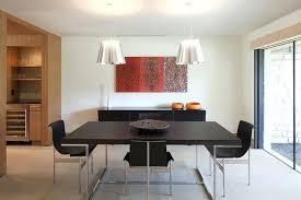 Pendant Lighting Dining Room New Pendant Light Table Modern Dining Room By Studio