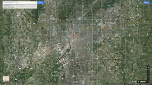Map Of Indianapolis Indiana Indianapolis Indiana Map