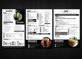 164 best menu design images on pinterest food menu design food