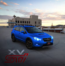 crosstrek subaru colors photoshop u0027d a subaru xv sti just for the hell of it subaru