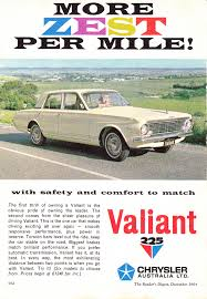 1964 ap5 chrysler valiant 225 regal aussie original magazine