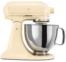 Kitchenaid Blender by 220 Volt Kitchenaid 5ksm150pseac Artisan Stand Mixer Almond Cream