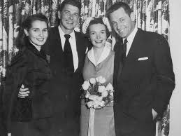 Nancy Reagan The Love Story Of Ronald And Nancy Reagan Abc News