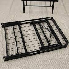 hercules twin size 14 in h heavy duty metal platform bed frame